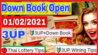 Thai Lottery Tips 3UP Wining Tips