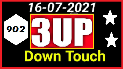Thai Lottery Sure Tips 16-07-2021 Down Touch Non Miss open Set Game